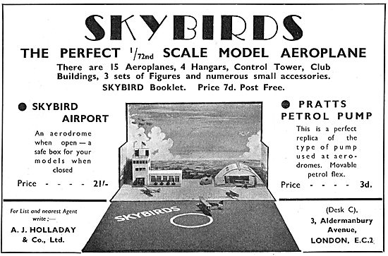 Skybirds Model Airport 1/72nd Scale