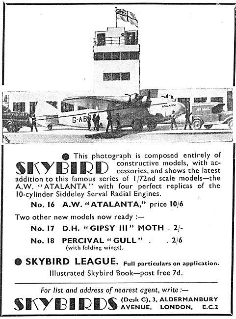 Skybirds Model AW Atalanta