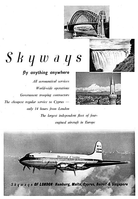 Skyways Air Transport Services