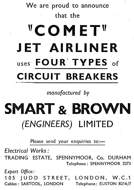 Smart & Brown Engineers - Circuit Breakes