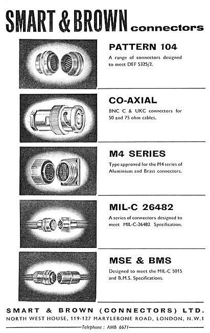 Smart & Brown Electrical Connectors