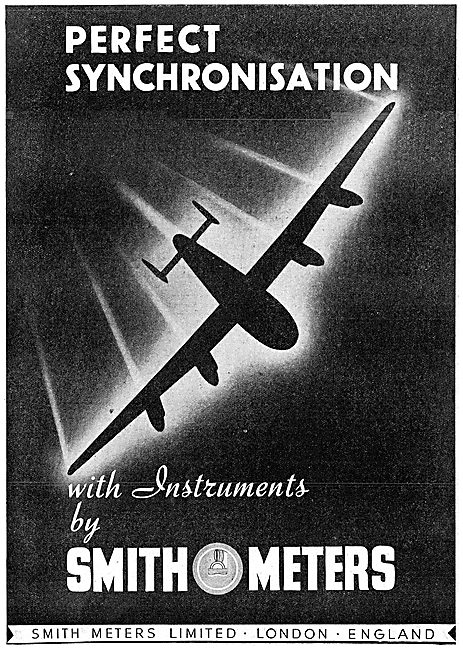 Smith Meters Aircraft Instruments