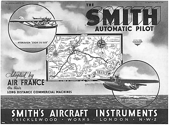 The Smith Automatic Pilot.