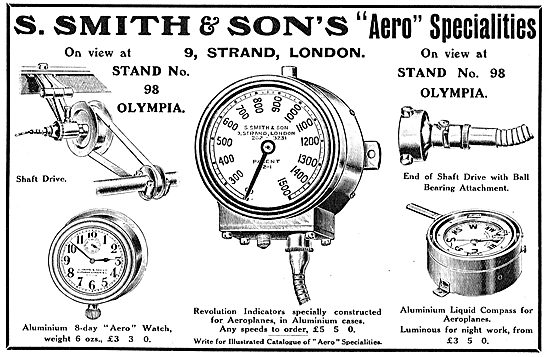 Smiths Aeroplane Instruments