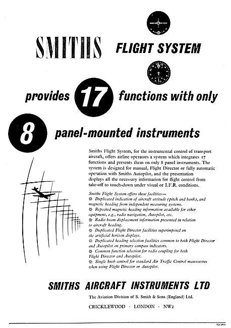 Smiths Flight System 1956