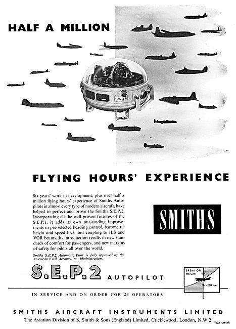 Smiths Flight Systems Smiths Autopilot