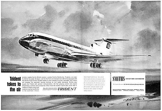 Smiths Flight Systems - Trident Autoland