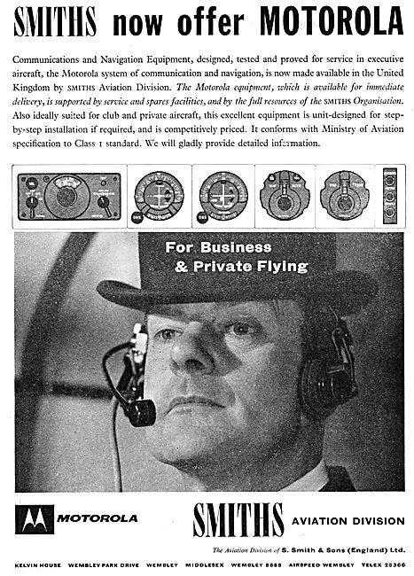 Smiths Aircraft Instruments, Flight Systems & Avionics