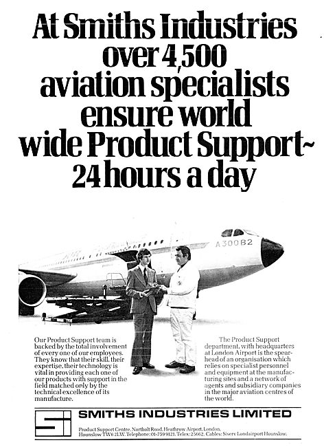 Smiths Industries Aviation Division : Smiths