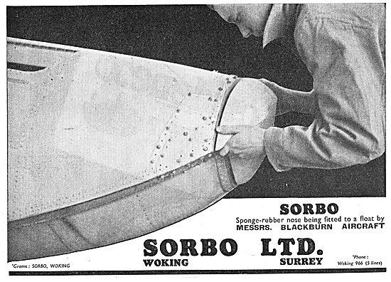 Sorbo Sponge Rubber Applications
