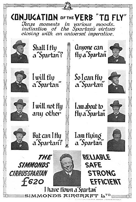 Simmonds Conjugate The Verb