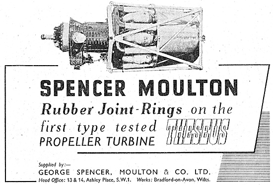 Spencer Moulton Rubber Engineers & Rubber Joint Rings