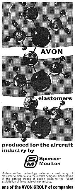 Spencer Moulton Rubber Technology. AVON Elastomers