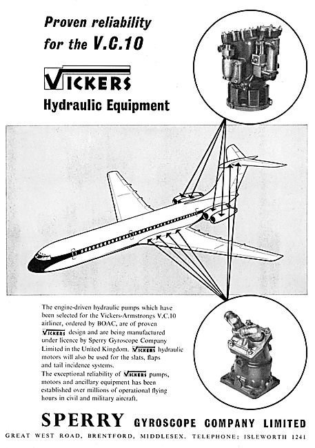 Sperry Vickers Hydraulic Equipment