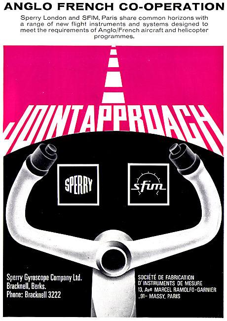 Sperry Flight Instruments & Flight Control Systems