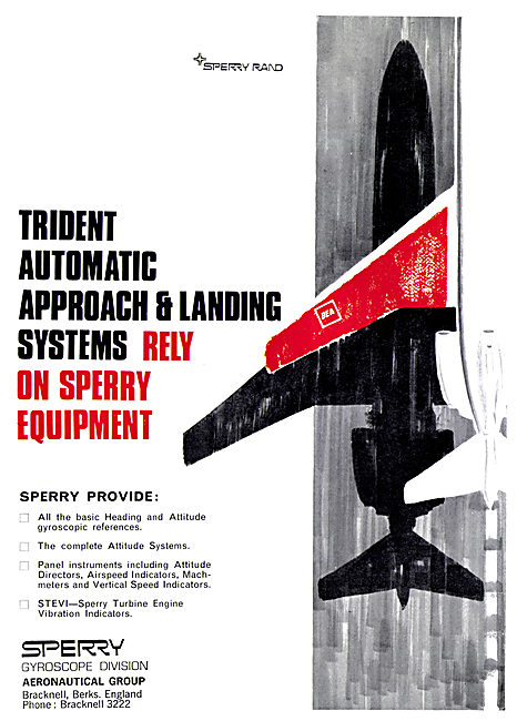Sperry Rand Flight Systems - STEVI