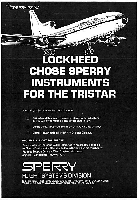 Sperry Rand Flight Systems