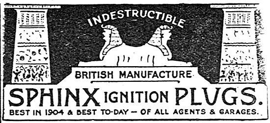 Sphinx Ignition Plugs