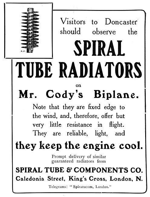 Spiral Tube Radiators