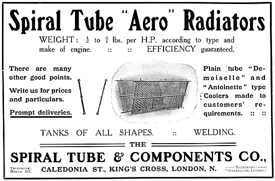 Spiral Tube Radiatiors