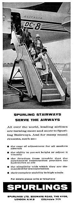 Spurlings Passenger Stairways