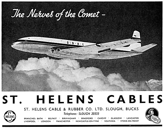 St Helens Electrical Cables