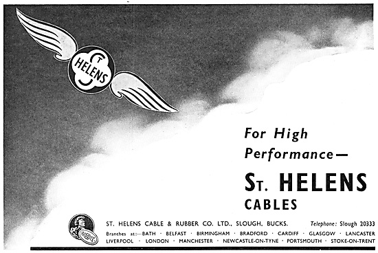 St Helens Electrical Cables PREN