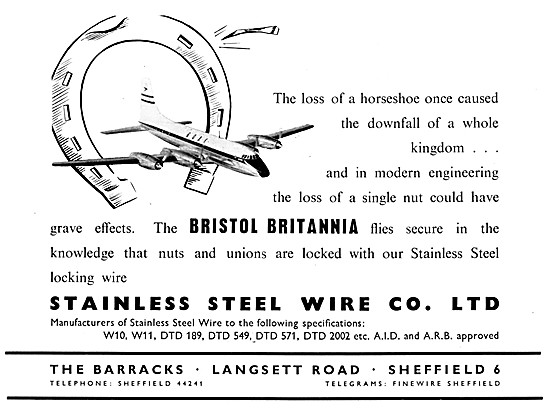 Stainless Steel Wire Company - Stainless Steel Locking Wire