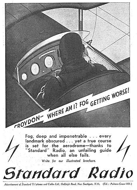 Standard Radio Aircraft & Aerodrome Radio Telephony Systems