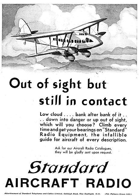 Standard Radio STC Communication & Navigation Equipment