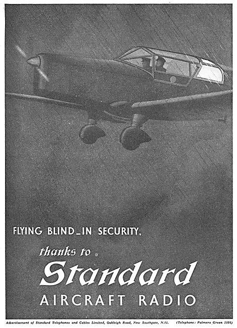 Standard Radio - Flying Blind In Security