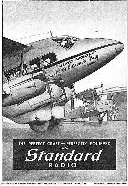 Standard Radio - Jersey Airways