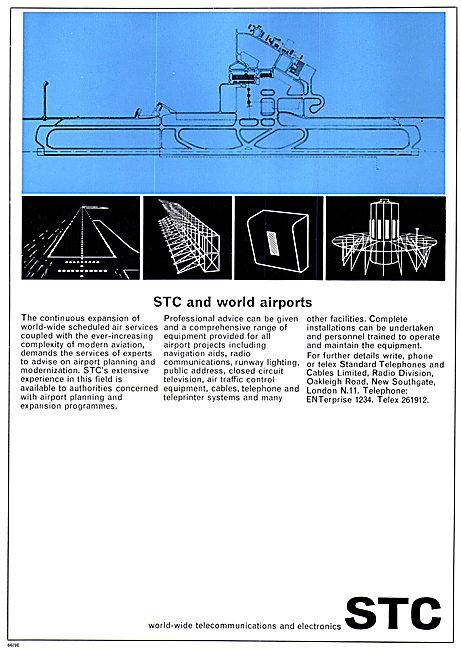Standard Radio STC Airport Communications & Navigation Equipment