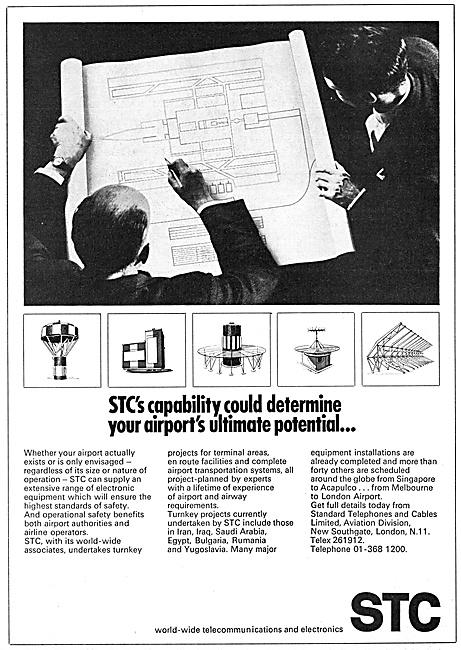 Standard Radio STC Navigation Aids & ATC Equipment
