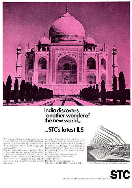 Standard Radio STC Instrument Landing Systems ILS