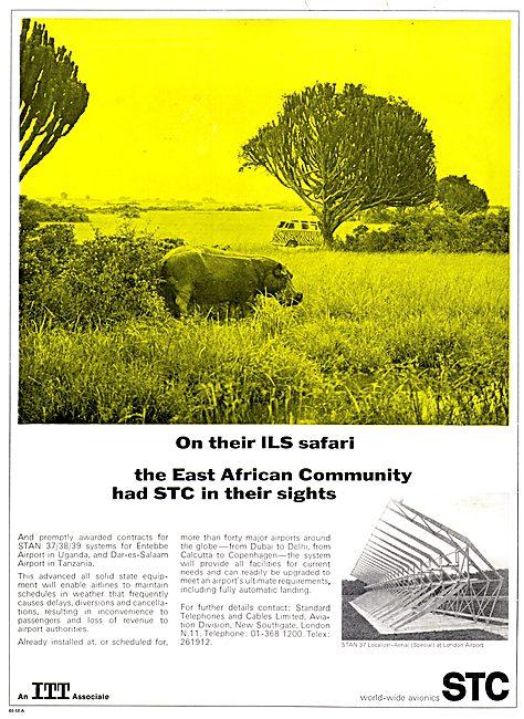 STC Flight & Airfield Navigation Aids - ILS