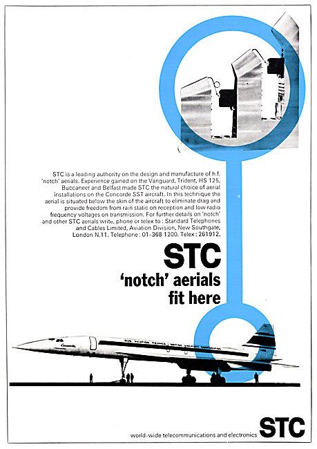 STC Flight & Airfield Navigation Aids - Notch Aerial