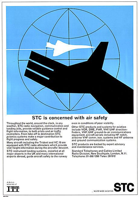 STC Flight & Airfield Navigation Aids - Radio Altimeter