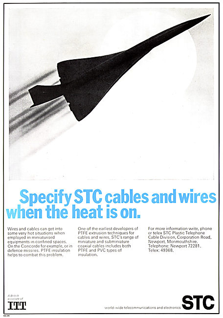 STC Flight & Airfield Navigation Aids - Wires & Cables