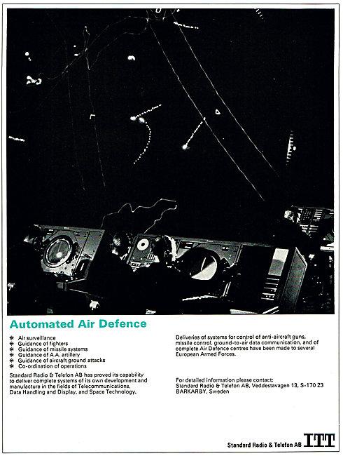 ITT Standard Radio STC Air Defence Systems
