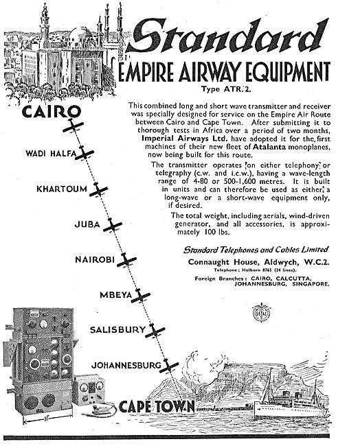 Standard ATR 2 Empire Airway Equipment