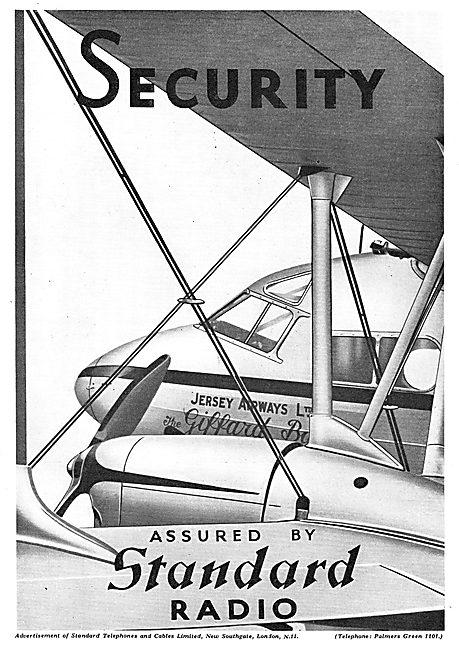Standard Radio - Aircraft Wireless