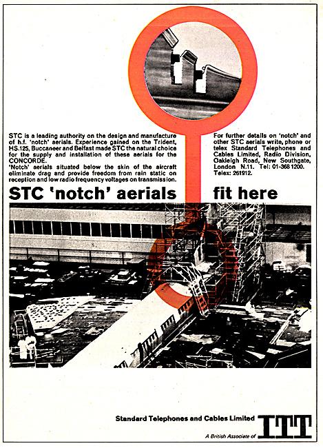 Standard Radio STC Avionics & Airfield Communications Equipment
