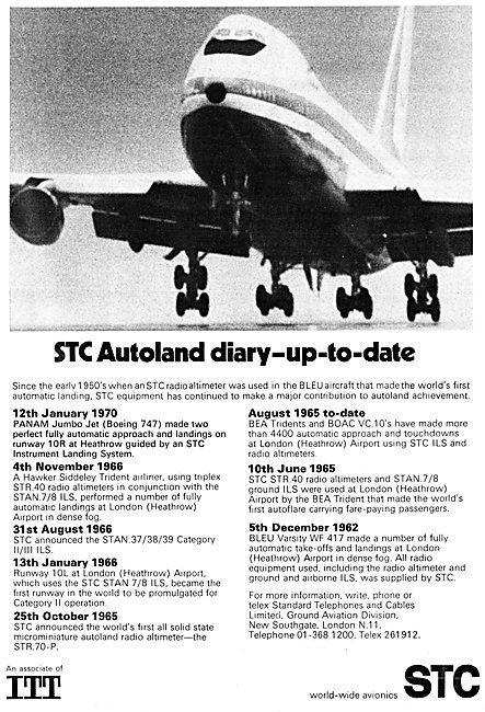 STC Radio Altimeter