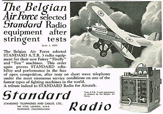 Standard Radio ATR 3