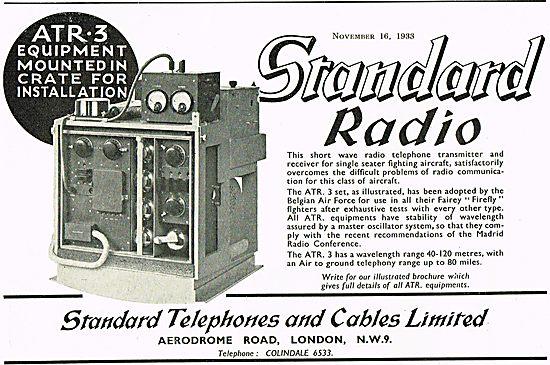 Standard Radio ATR3