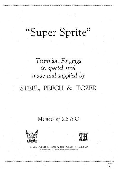 Steel, Peech & Tozer