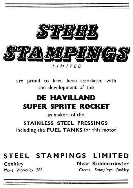 Steel Stampings Ltd : Stainless Steel Pressings