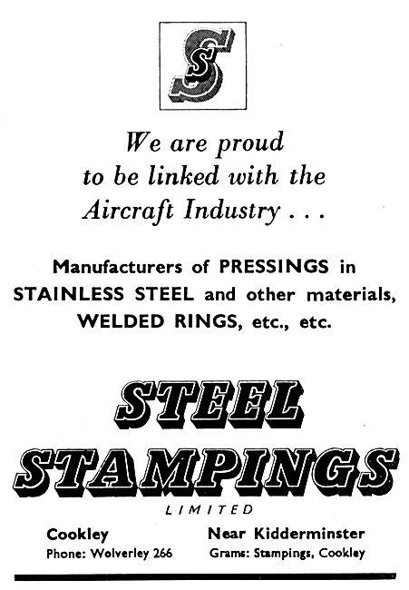 Steel Stampings. Pressings & Stampings