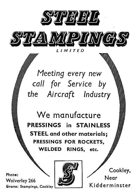 Steel Stampings. Pressings & Welding
